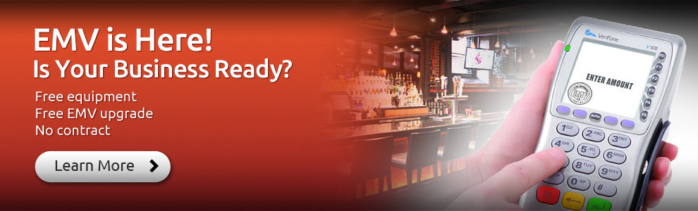EMV is here