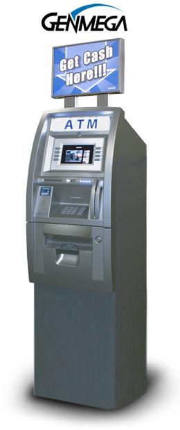 Genmega G1900 ATM