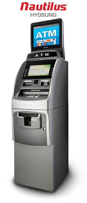 Nautilus Hyosung 2700ce ATM