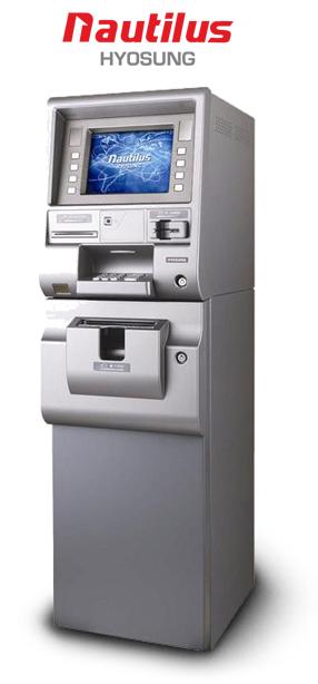 Nautilus Hyosung 5000ce ATM