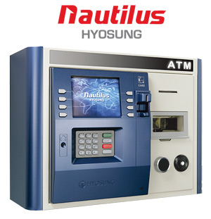 Nautilus Hyosung 4000w ATM