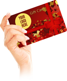customized gift cards