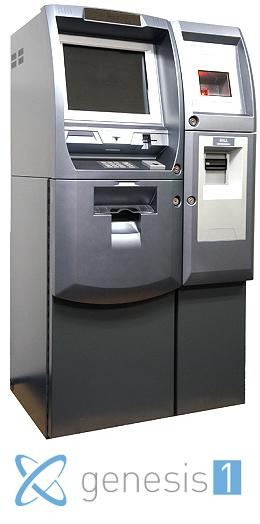 Genesis 1 Bitcoin ATM